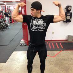 #biceps #gym #nikepro