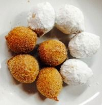 Delicious Donut  Holes, gluten-free and taste-full