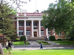Johnson Hall, University of Oregon - Eugene, OR