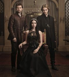 'Reign' first look photos: The CWs period drama, Reign, premieres on Thursdays at 9 p.m. ET following The Vampire Diaries. Check out these photos to find out whats ahead for your favorite sexy royals.  -- Sydney Bucksbaum, Zap2it