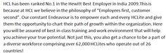 A blog to help Job Seekers: Fresher Job Portal.: HCL hiring software development engineer having B....