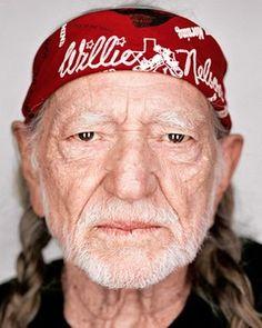 Martin Schoeller, 'Willie Nelson,' , CAMERA WORK