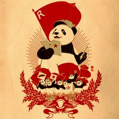 Panda Revolution | thaeger - blog this way