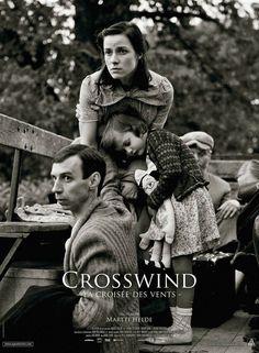 Crosswind - La croisée des vents est un film de Martti Helde avec Laura Peterson, Mirt Preegel. Synopsis : Le 14 juin 1941, les familles estoniennes sont chassées de leurs foyers, sur ordre de Staline. Erna, une jeune mère de famille, est envoyée en Sibérie