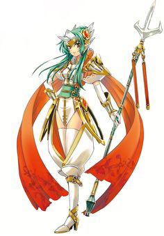 Fire Emblem: Awakening - Elincia