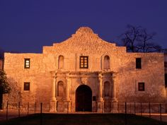 texas stuff | From the official website of the Alamo: