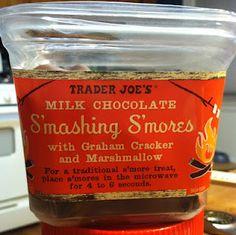 What's Good at Trader Joe's?: Trader Joe's S'mashing S'mores