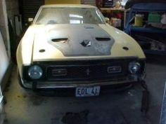 Ford Mustang Muscle Car by shaggy http://www.musclecarbuilds.net/ford-mustang-build-by-shaggy