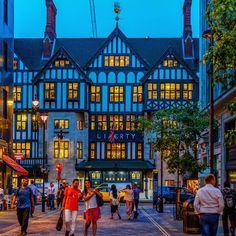 World famous Liberty Store #Liberty #OxfordCircle #London #uk #unitedkingdom #official #worldfamous #landmark #store #dawn #trip #travel #traveler #travelday #tbt #instago #instatravel #instagram #picoftheday #pics #pic #photography #instaphoto #instapic #love #beauty #amazing #Harrods #superb #food