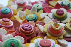 Table Pins by a little bit of just because, via Flickr