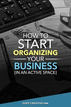 Getting your business organized has to start somewhere. As you know, an organized business is the start to a successful one. And here's exactly where to start. Click through to begin, plus grab your free action planning worksheet »