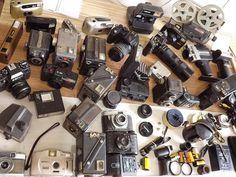 Coleção fotográfica.