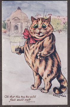 """""""Oh that this too solid flesh would melt!"""" 