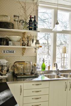 Norregård: Sol i mitt kök.....:))