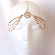 CHANTILLY HEAD CHAIN