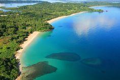 Red Frog Beach. Bocas del Toro