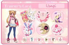 - Makoto, Rei, Ami and Usagi Pokemon Trainer Cards Makoto done! Fourth in a series inspired by the announcement of Pokemon Sun and Moon. She is based off Hilda from Black/White, a pretty easy choice. Sailor Moon Art, Sailor Jupiter, Sailor Moon Crystal, Sailor Mars, Pokemon Oc, Pokemon Mashup, Pokemon Tattoo, Pokemon Comics, Pokemon Funny