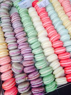 bertinolovesblogging: My Favorite Things: Macarons