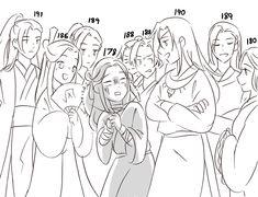 Manga Anime, Me Anime, Anime Art, 4 Panel Life, Im A Loser, The Grandmaster, Shounen Ai, Light Novel, Fujoshi