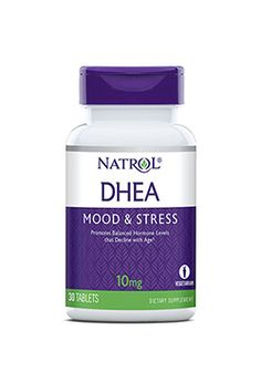 DHEA (dehydroepiandrosterone) is a hormone that is secreted by the adrenal gland in the human body.