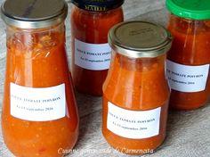 Sauce tomate poivron