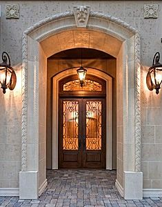 Doorway, entry