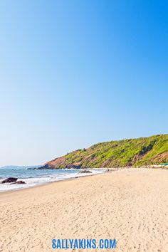 Visiting Goa, India, but want to escape the crowds for a while? Discover some stunning beaches that you'll want to visit while you're there. With long stretches of sandy beach, beautiful seas, and secluded locations, you'll fall in love with these beaches! #travel #beaches #holiday #Goa #India