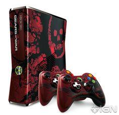 Microsoft Xbox 360 Gears of War 3 Edition 320 GB