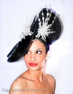 ILDA DI VICO Ascot Couture Hats