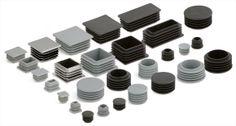 Zaślepki znajdują szerokie zastosowanie w konstrukcjach z profili stalowych, systemach ogrodzeń, niektórych maszynach i urządzeniach, meblach warsztatowych,  ławkach, huśtawkach, elementach wyposażenia  placów  zabaw oraz innych elementach architektury ogrodowej.