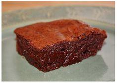 Almost Flour-less Tangerine Balsamic & Blood Orange Olive Oil Dark Chocolate Brownies | Vines & Branches
