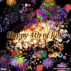 Happy fourth of july quotes happy july firework gif of july fourth of july