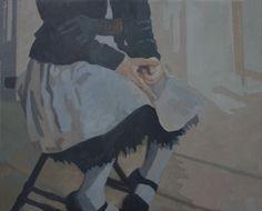 Kunstschilder Paulette Taecke (Heist-aan-Zee, 1952) schildert met olieverf op doek en maakt tekeningen. De kleuren, textuur, kadrering en de keuze van de personages zetten de toon en maken het werk van Paulette Taecke heel eigen en herkenbaar. Een warme uitnodiging om haar oeuvre hier te ontdekken