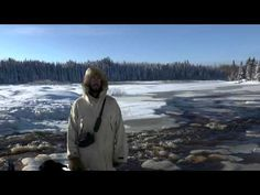 Lure of the North's Kielyn and Dave Marrone explore the frozen Pontax River in Northern Quebec. January Update, we returned to the Pontax River in Marc. Winter Travel, Exploring, River, Youtube, Rivers, Explore, Youtubers, Youtube Movies