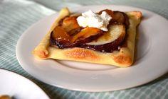 Sinner Sunday: Nutella-taartjes met gegrilde perzik