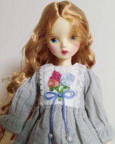 #돌스타그램 #토이스타그램 #인형 #키덜트#모네헤드 #모네 #dollstagram #doll#toystagram #toy#kidult #makeup #人形#국내작가인형#ドール