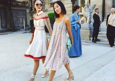 The Best Street Style Moments at the Paris Fashion Week