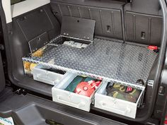 2006 Amstar Hummer H3 Cargo Drawers Photo 16