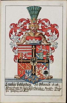 Wappenbuch des Hans Ulrich Fisch