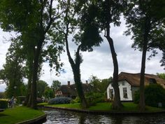 Giethoorn - place to visit