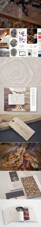 Fallen Giants | Graphic design & branding agency | Tonik www.brandingbytonik.co.uk -