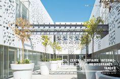 A+E Magazine qui retrace les moments forts de l'architecture au Maroc #archilovers