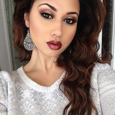OMG THIS IS THE MOST PRETTIEST MAKEUP I'VE EVER SEEN❤❤❤❤❤❤❤❤❤❤