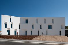 Gallery of Alcácer do Sal Residences / Aires Mateus - 8