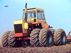 CASE 1470 FWD