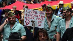 El presidente de Melilla pide a Carmena que deje tranquila a la Legión