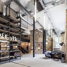 Design Haus Liberty Completes New HQ in Clerkenwell for Global Digital Creative Agency