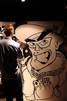 Graffiti comp, Cardiff