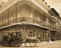 new orleans wrought iron balconies - Google Search