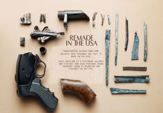 Different views about this idea - taking guns used in violent acts, melting them down and making jewelry.  Would you buy?  libertyunited.com